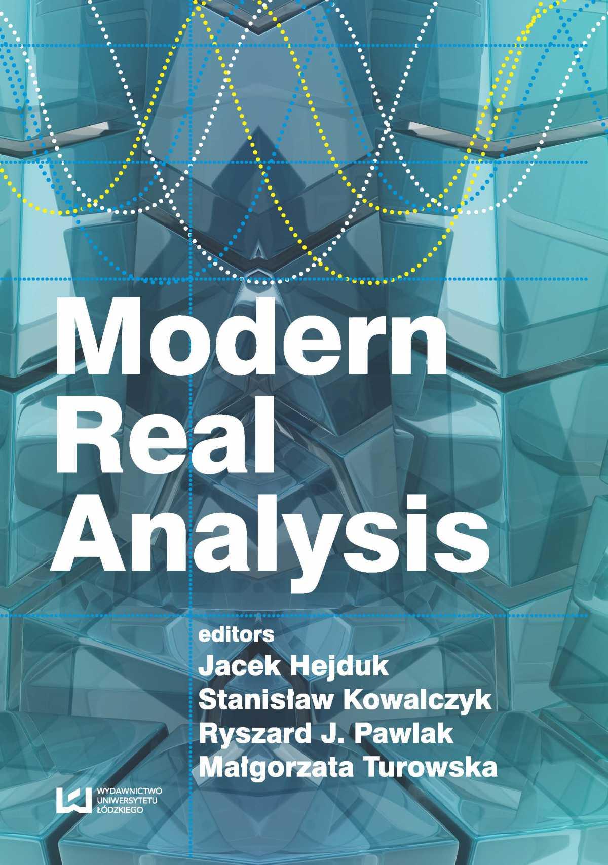 Modern Real Analysis - Ebook (Książka PDF) do pobrania w formacie PDF