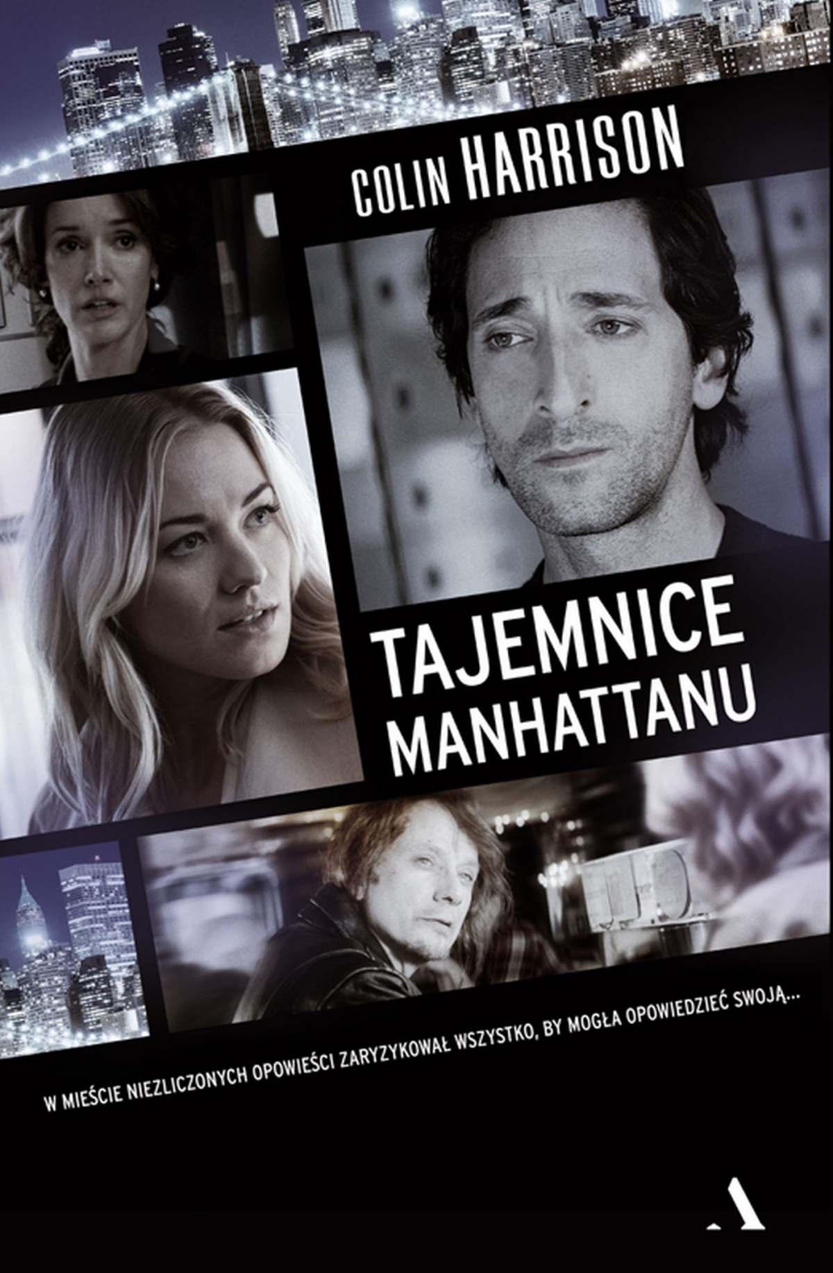 Tajemnice Manhattanu - Ebook (Książka na Kindle) do pobrania w formacie MOBI