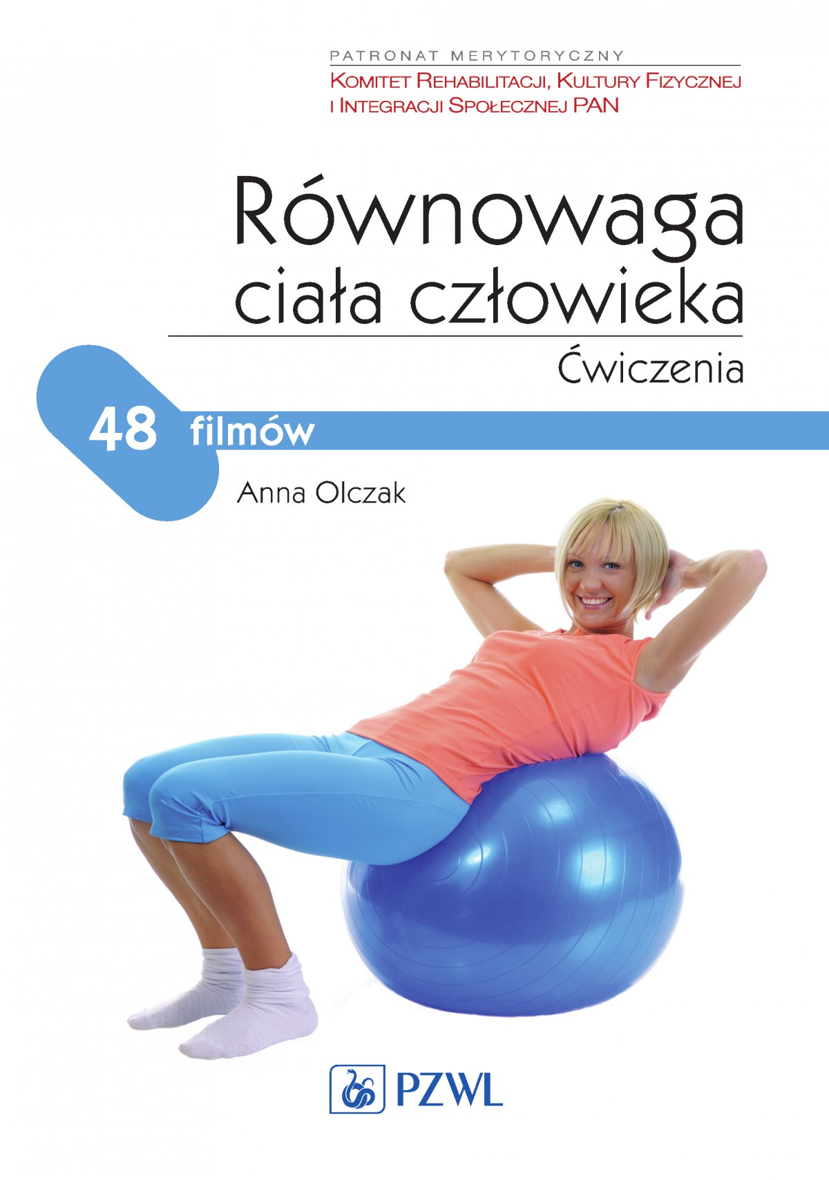 Równowaga ciała człowieka - Ebook (Książka EPUB) do pobrania w formacie EPUB
