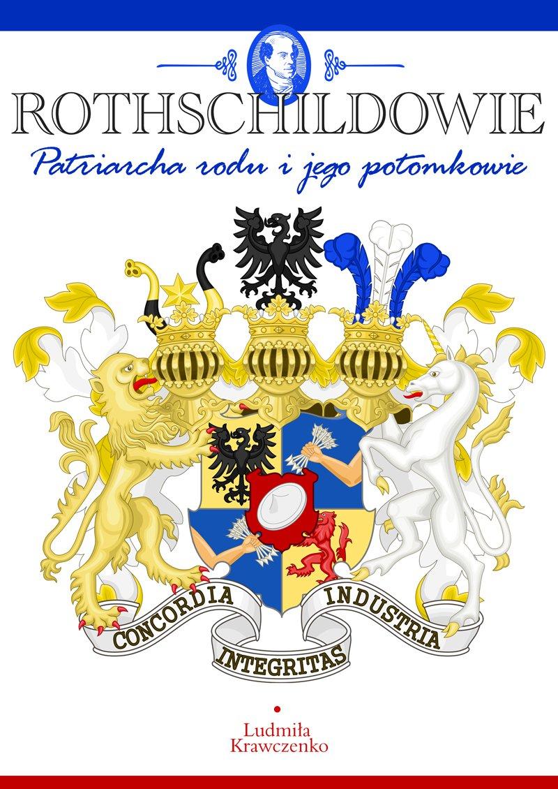 Rothschildowie. Patriarcha rodu i jego potomkowie - Ebook (Książka EPUB) do pobrania w formacie EPUB