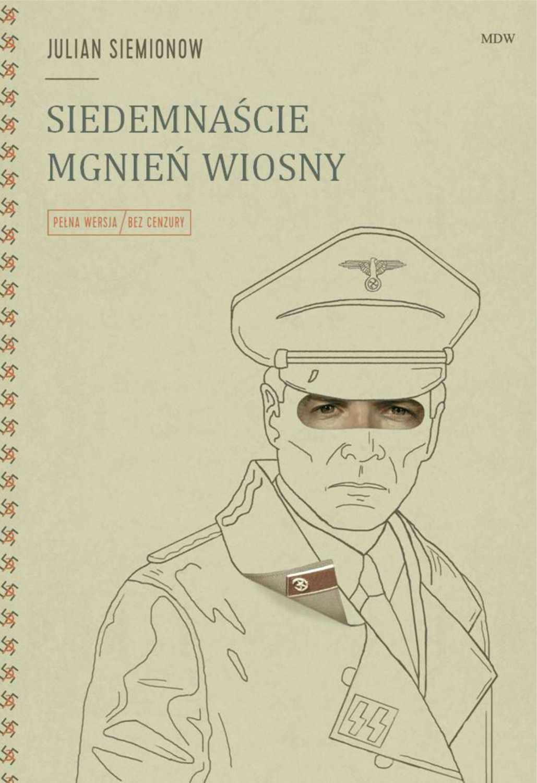 Siedemnaście mgnień wiosny - Ebook (Książka PDF) do pobrania w formacie PDF
