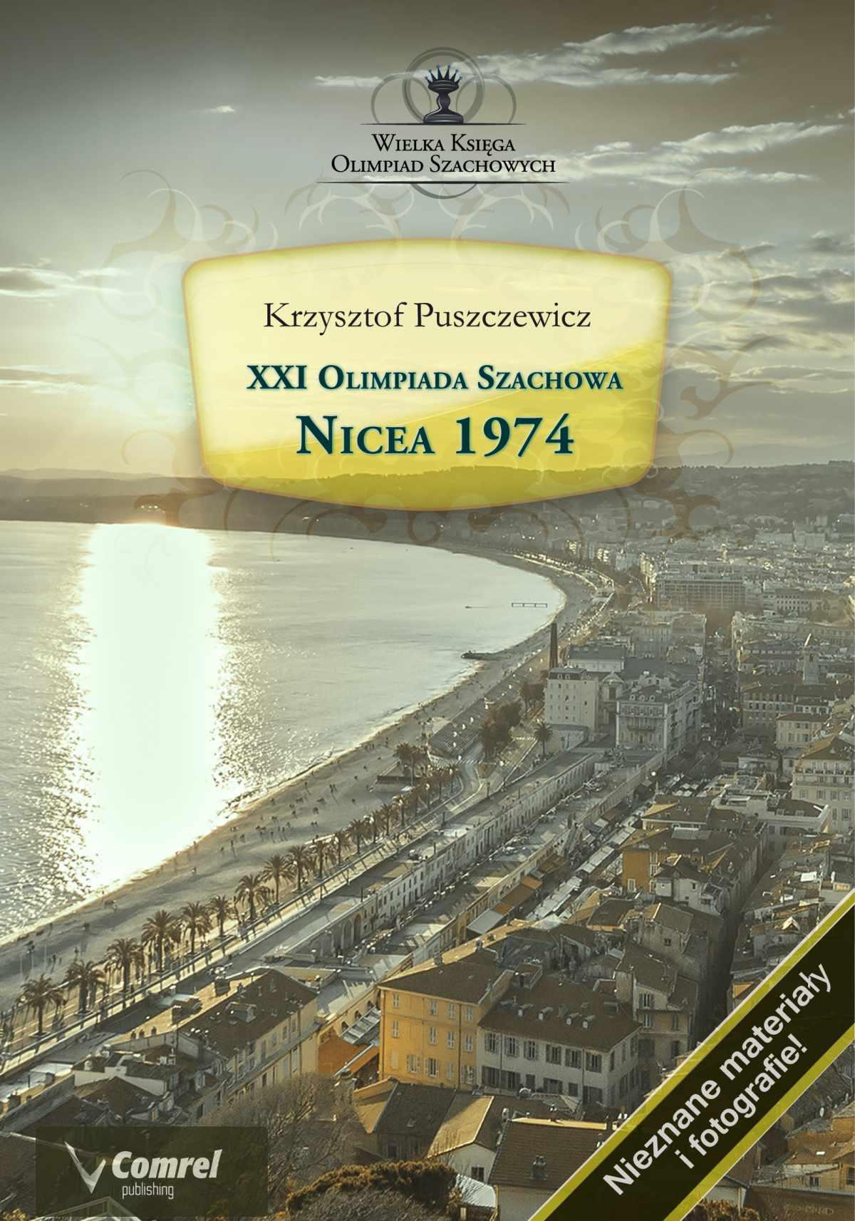 XXI Olimpiada Szachowa. Nicea 1974 - Ebook (Książka PDF) do pobrania w formacie PDF