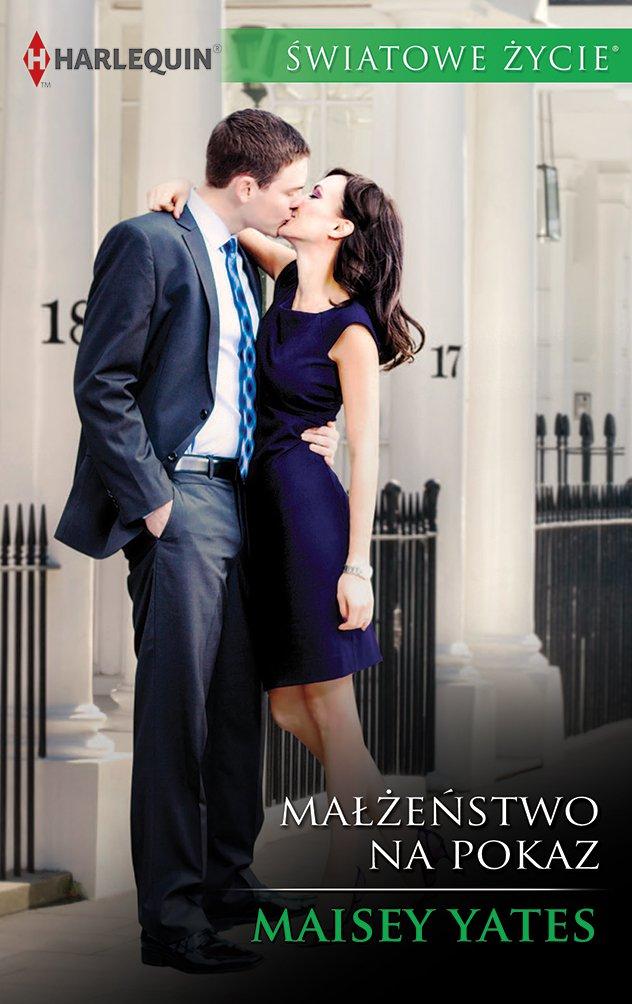 Małżeństwo na pokaz - Ebook (Książka na Kindle) do pobrania w formacie MOBI
