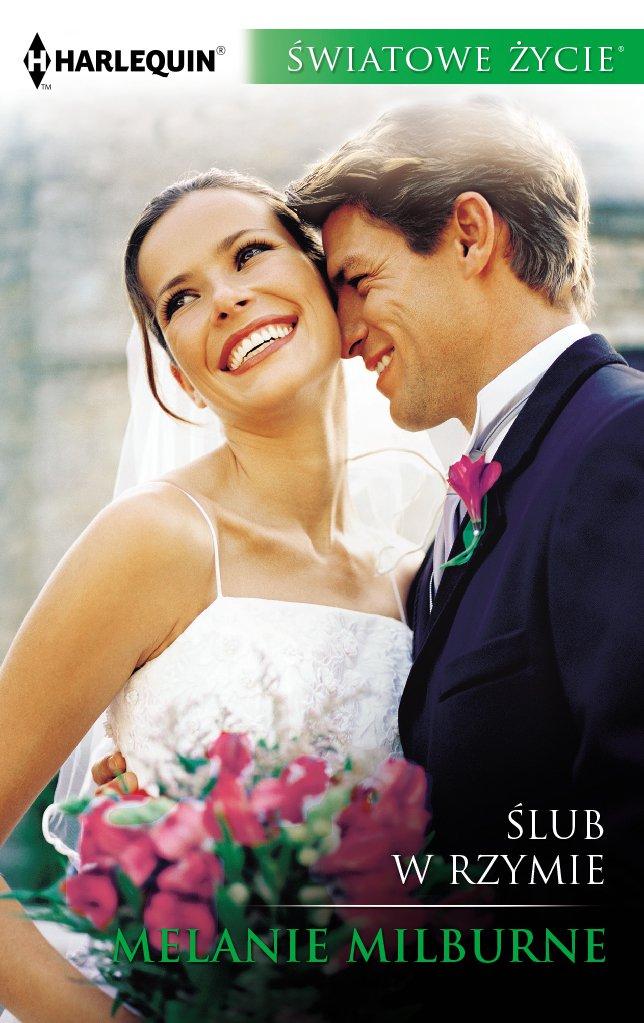 Ślub w Rzymie - Ebook (Książka EPUB) do pobrania w formacie EPUB