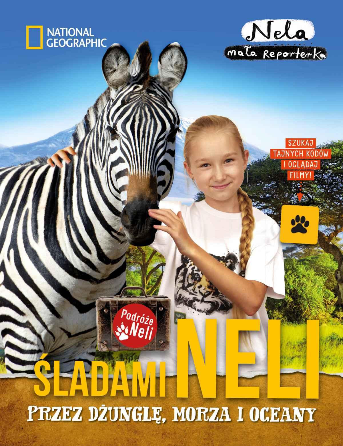 Śladami Neli przez dżunglę, morza i oceany - Ebook (Książka na Kindle) do pobrania w formacie MOBI