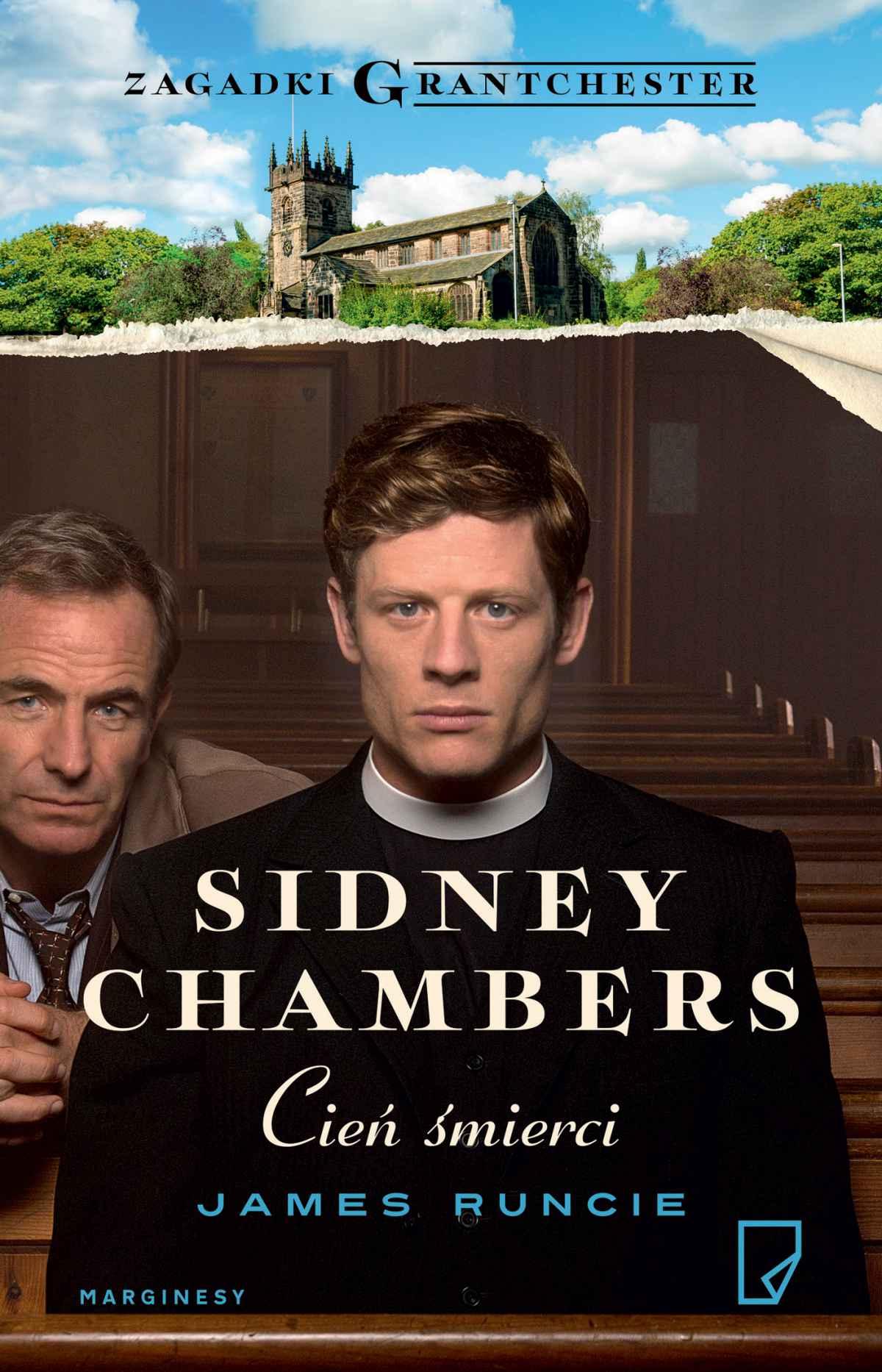 Sidney Chambers. Cień śmierci - Ebook (Książka EPUB) do pobrania w formacie EPUB