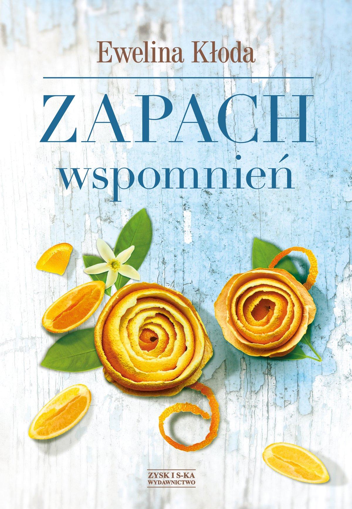 Zapach wspomnień - Ebook (Książka EPUB) do pobrania w formacie EPUB