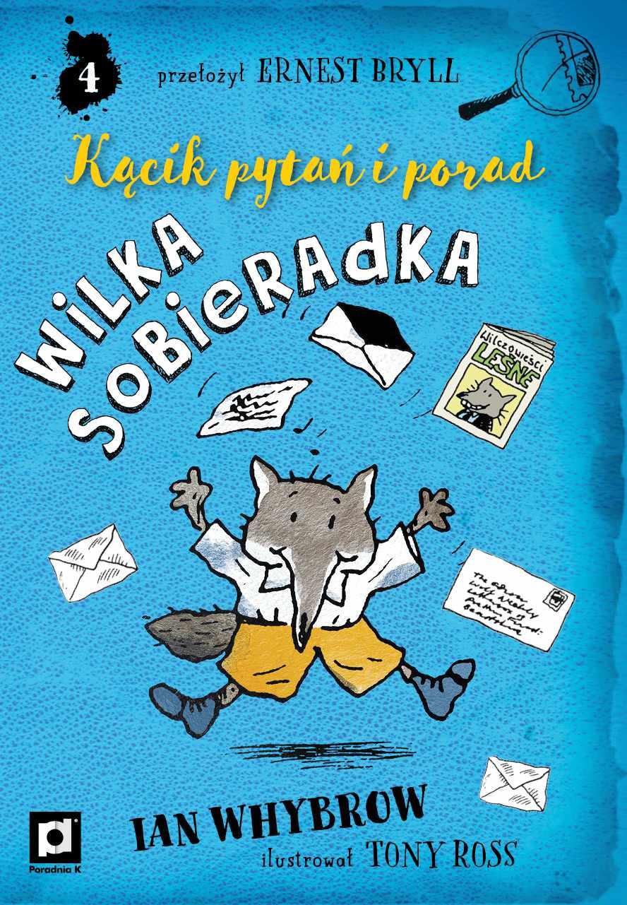 Kącik pytań i porad Wilka Sobieradka - Ebook (Książka EPUB) do pobrania w formacie EPUB