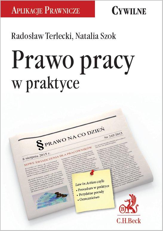 Prawo pracy w praktyce - Ebook (Książka PDF) do pobrania w formacie PDF
