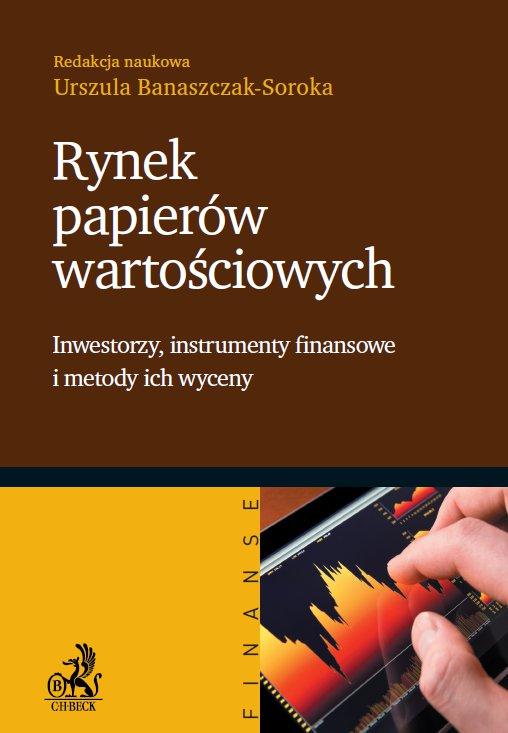 Rynek papierów wartościowych - Ebook (Książka PDF) do pobrania w formacie PDF
