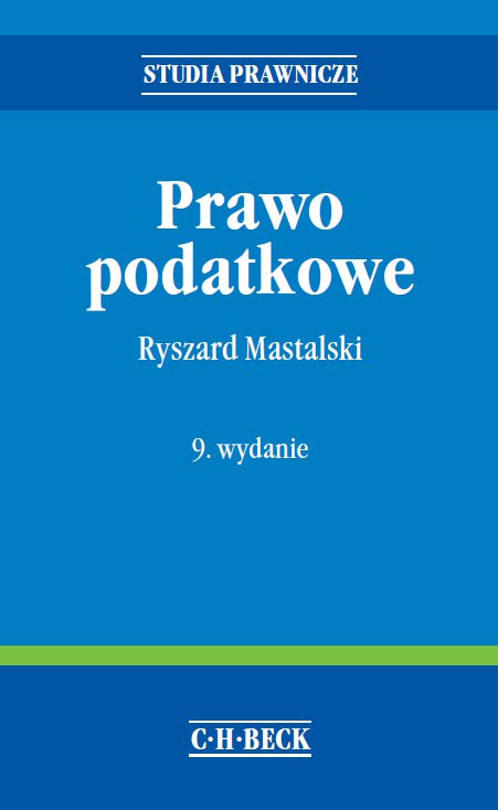 Prawo podatkowe - Ebook (Książka PDF) do pobrania w formacie PDF