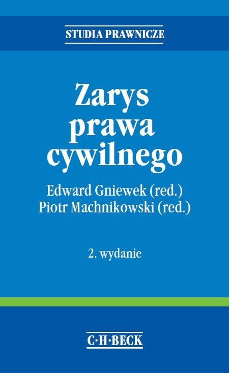 Zarys prawa cywilnego. Wydanie 2 - Ebook (Książka PDF) do pobrania w formacie PDF