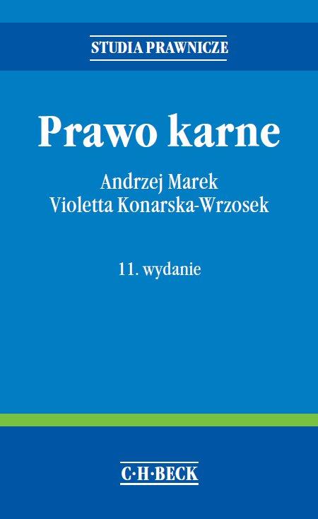 Prawo karne. Wydanie 11 - Ebook (Książka PDF) do pobrania w formacie PDF