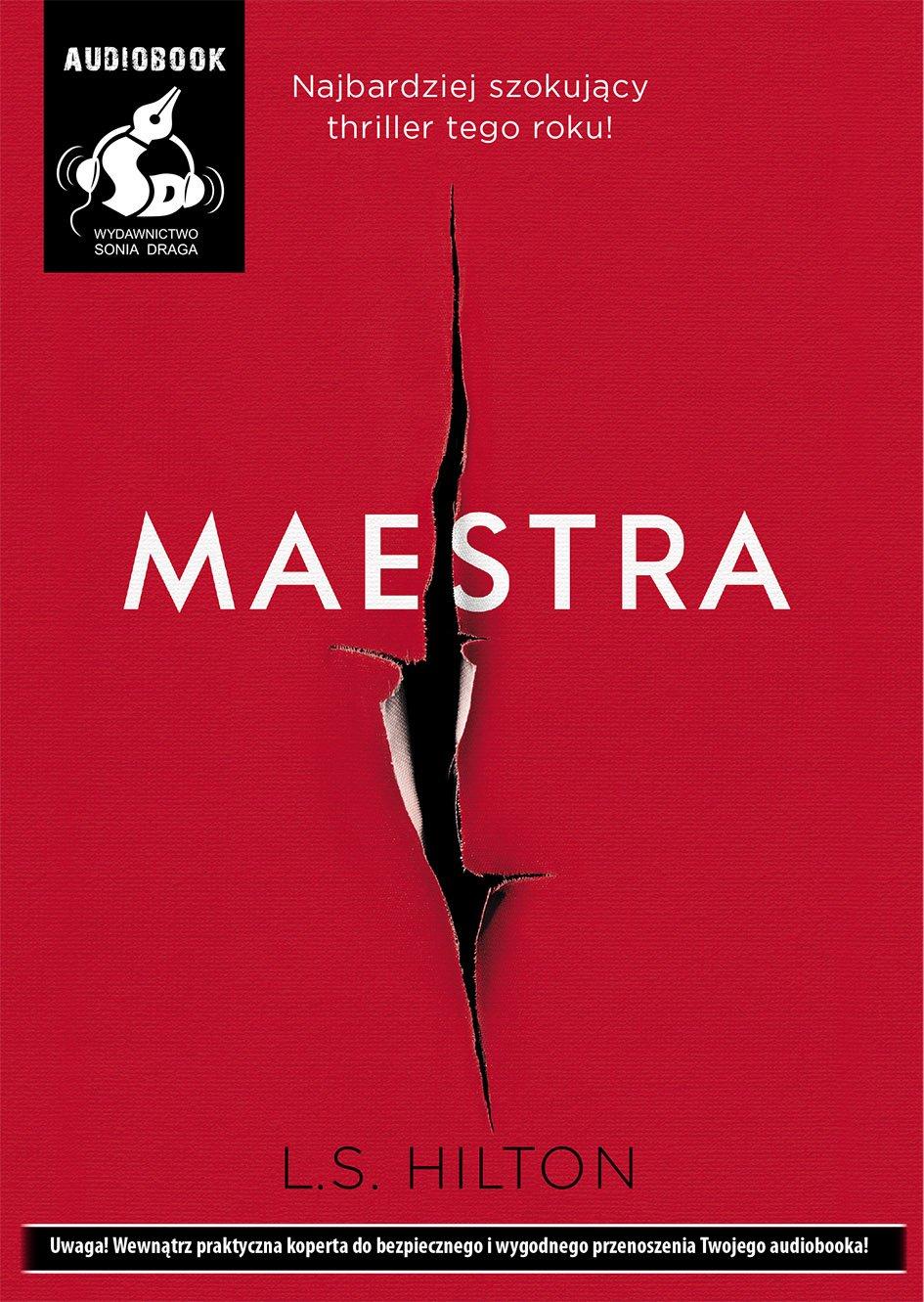 Maestra - Audiobook (Książka audio MP3) do pobrania w całości w archiwum ZIP