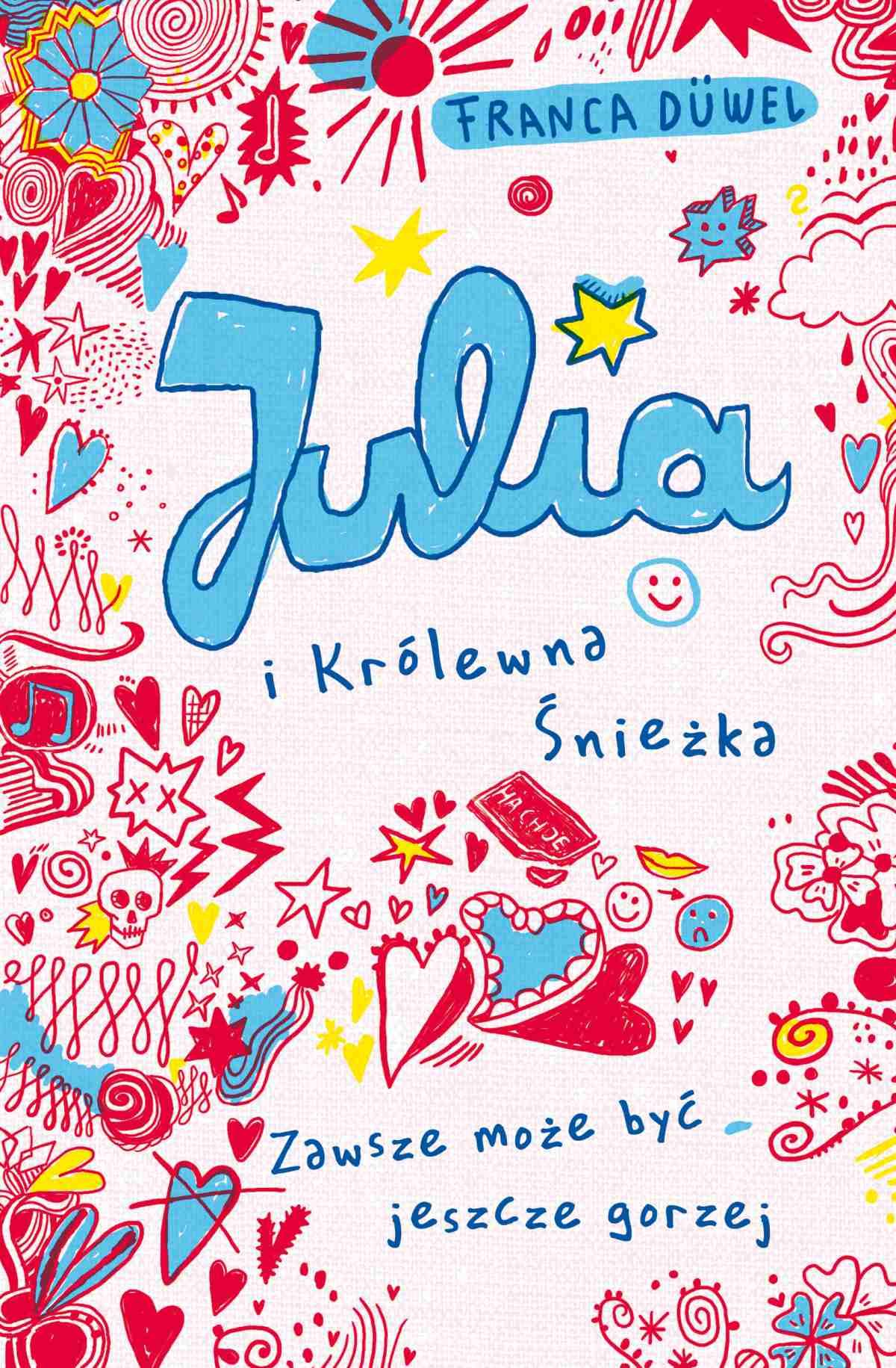 Julia i Królewna Śnieżka - Ebook (Książka na Kindle) do pobrania w formacie MOBI