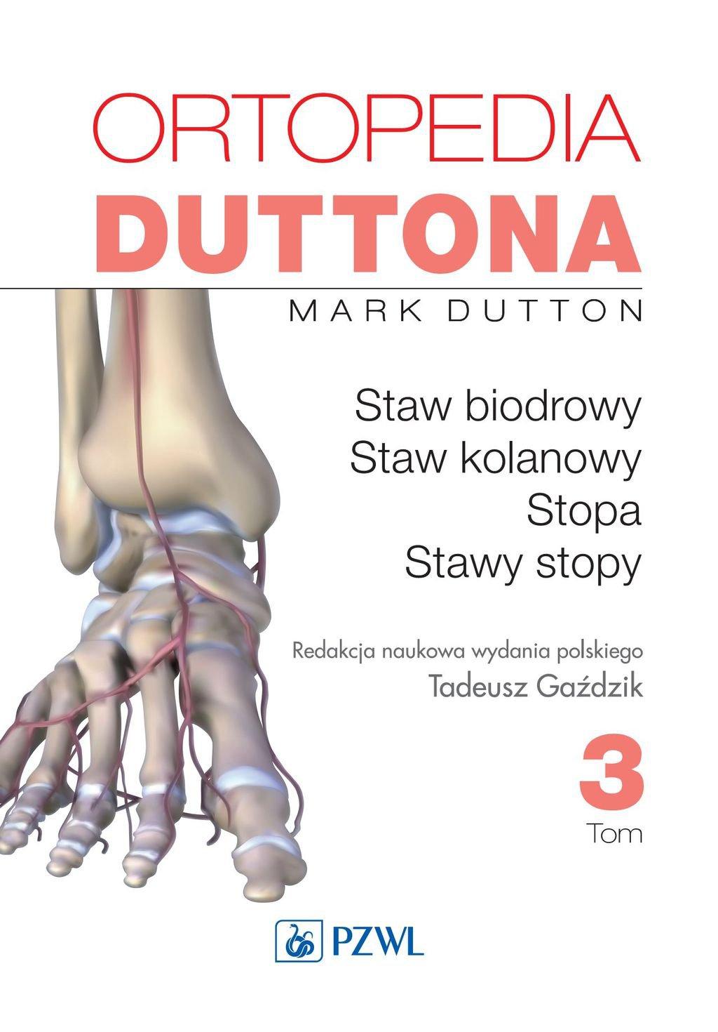 Ortopedia Duttona. Tom 3 - Ebook (Książka EPUB) do pobrania w formacie EPUB