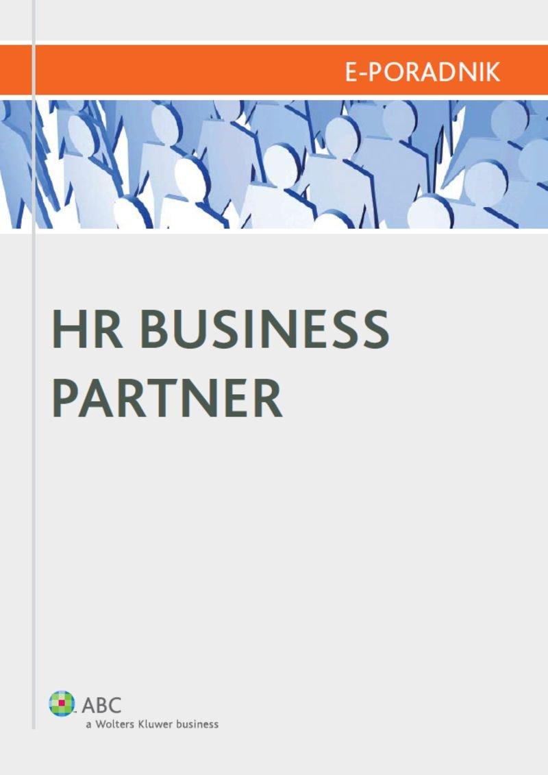 Hr Business Partner - Ebook (Książka PDF) do pobrania w formacie PDF