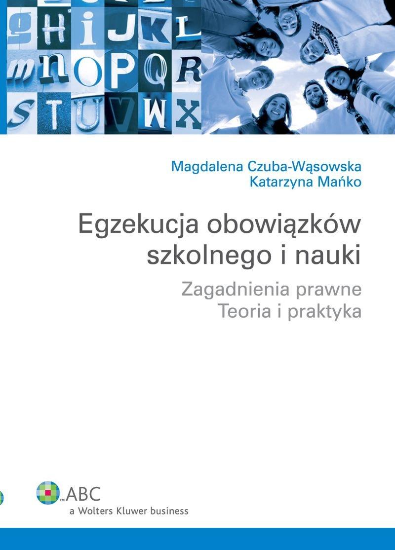 Egzekucja obowiązków szkolnego i nauki - Ebook (Książka PDF) do pobrania w formacie PDF