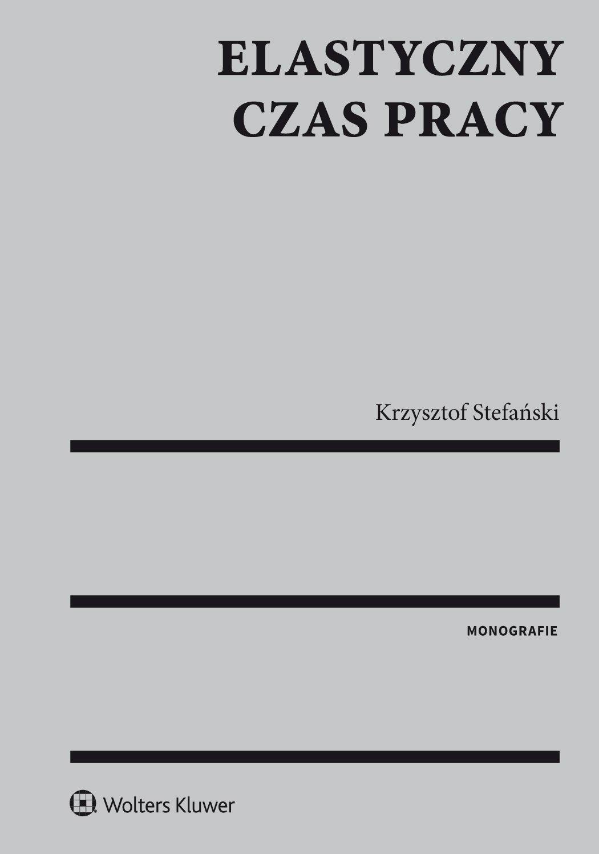 Elastyczny czas pracy - Ebook (Książka PDF) do pobrania w formacie PDF