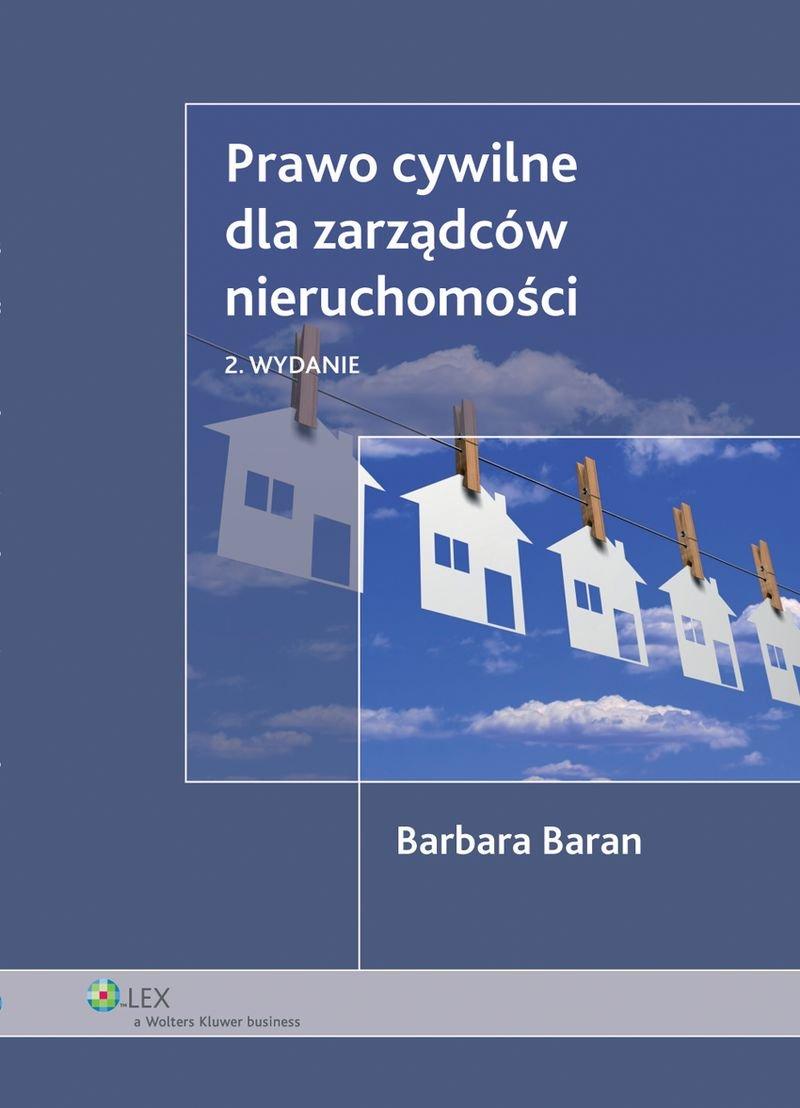 Prawo cywilne dla zarządców nieruchomości - Ebook (Książka PDF) do pobrania w formacie PDF