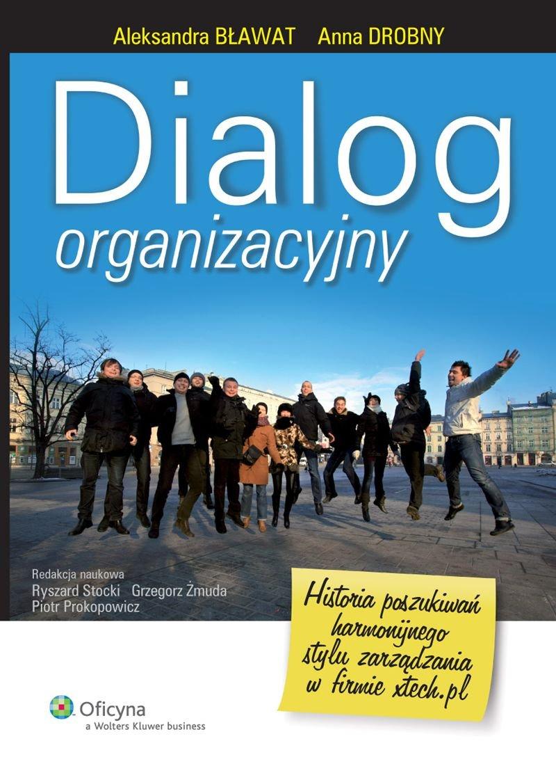 Dialog organizacyjny - Ebook (Książka PDF) do pobrania w formacie PDF