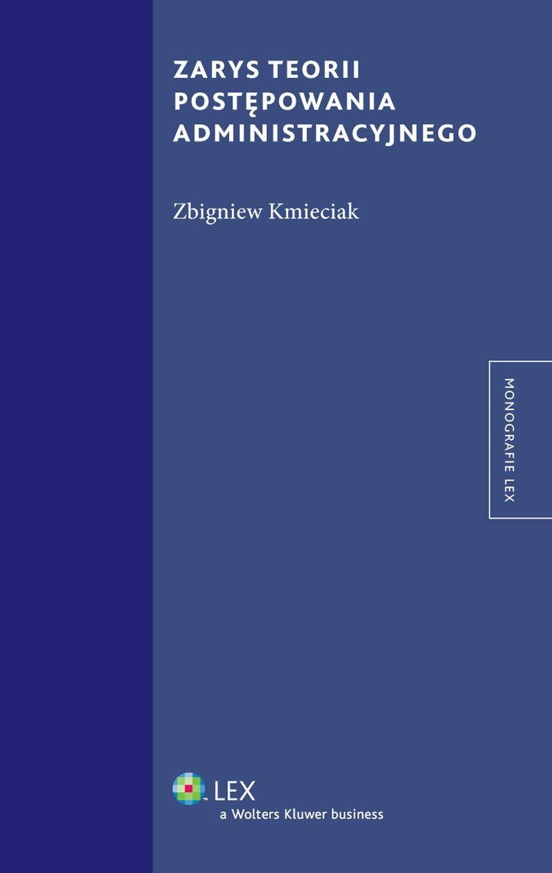 Zarys teorii postępowania administracyjnego - Ebook (Książka PDF) do pobrania w formacie PDF