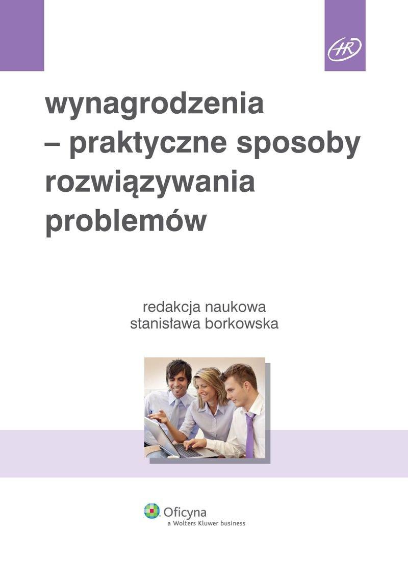 Wynagrodzenia - praktyczne sposoby rozwiązywania problemów - Ebook (Książka PDF) do pobrania w formacie PDF