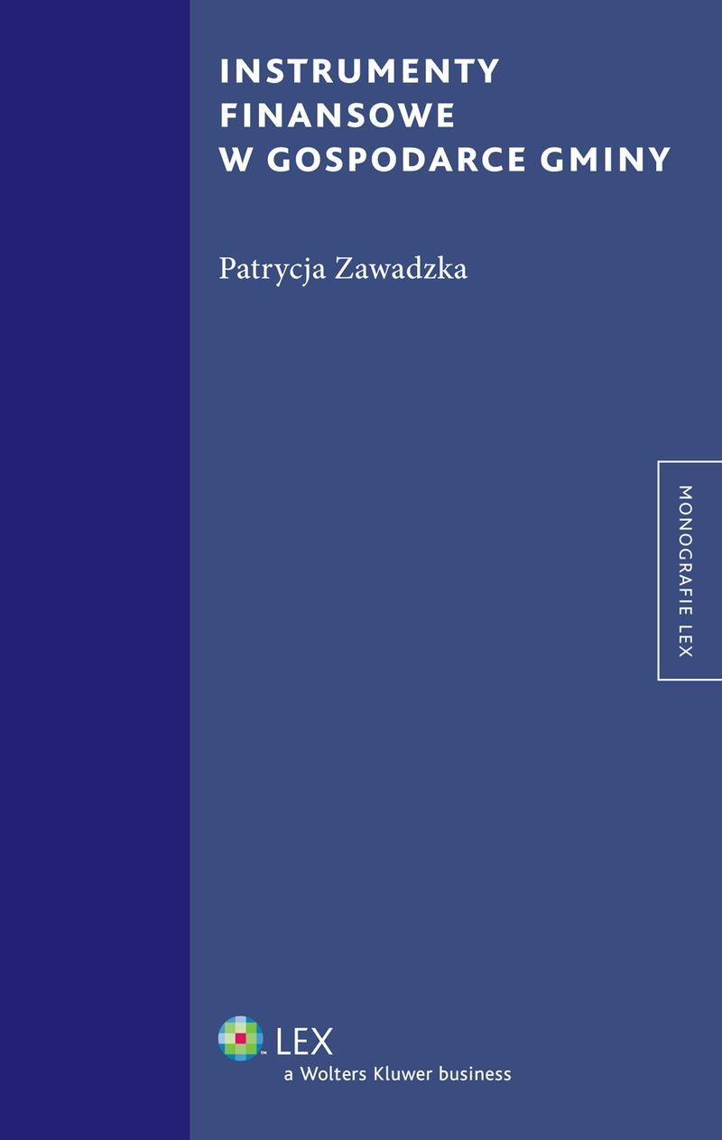Instrumenty finansowe w gospodarce gminy - Ebook (Książka PDF) do pobrania w formacie PDF