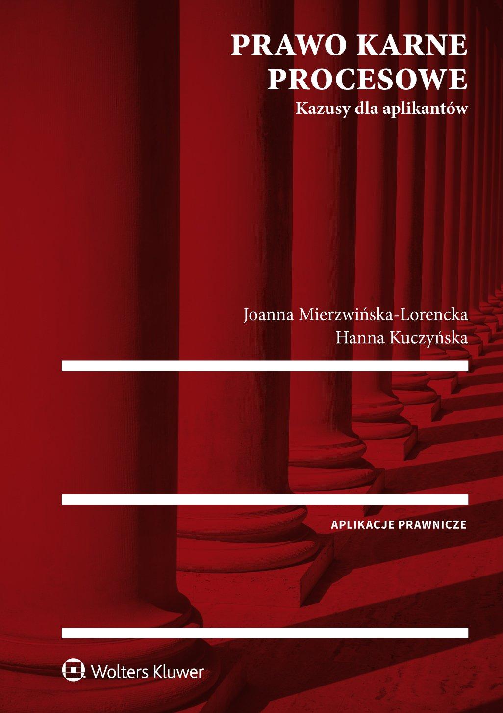 Prawo karne procesowe. Kazusy dla aplikantów - Ebook (Książka PDF) do pobrania w formacie PDF
