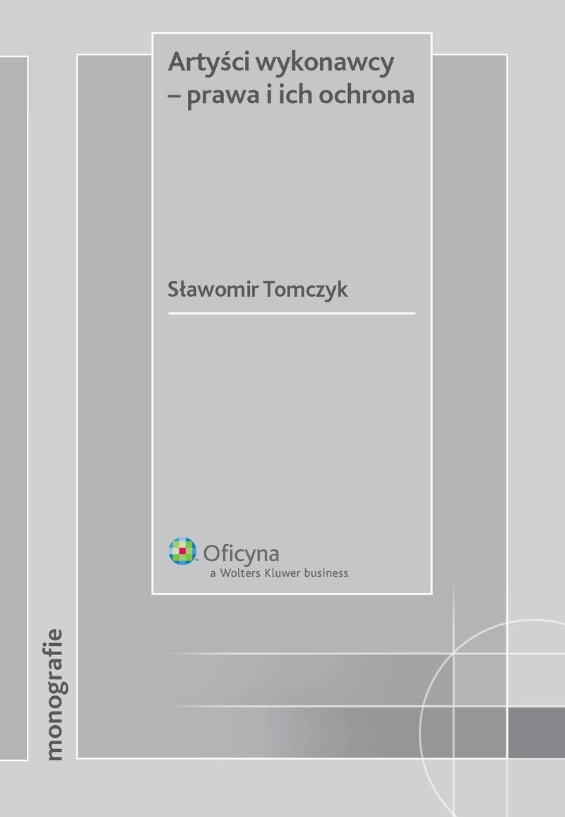 Artyści wykonawcy - prawa i ich ochrona - Ebook (Książka PDF) do pobrania w formacie PDF