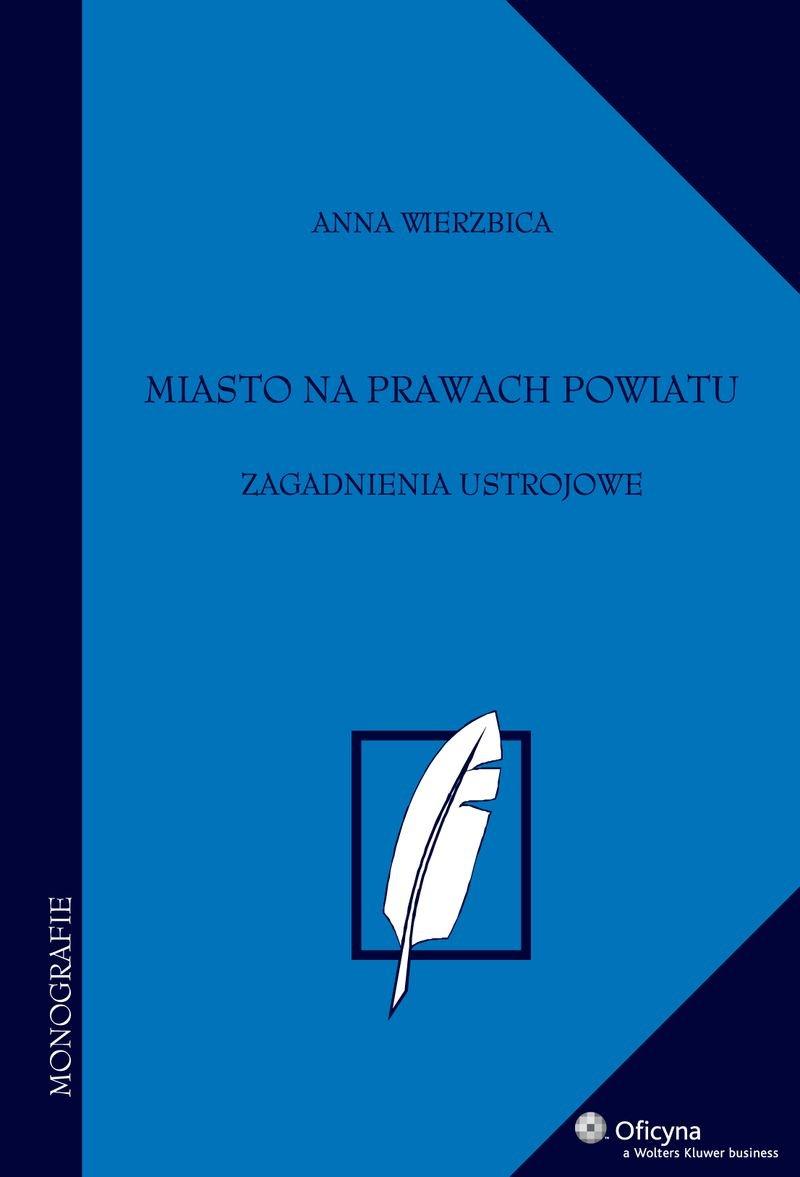 Miasto na prawach powiatu - Ebook (Książka PDF) do pobrania w formacie PDF
