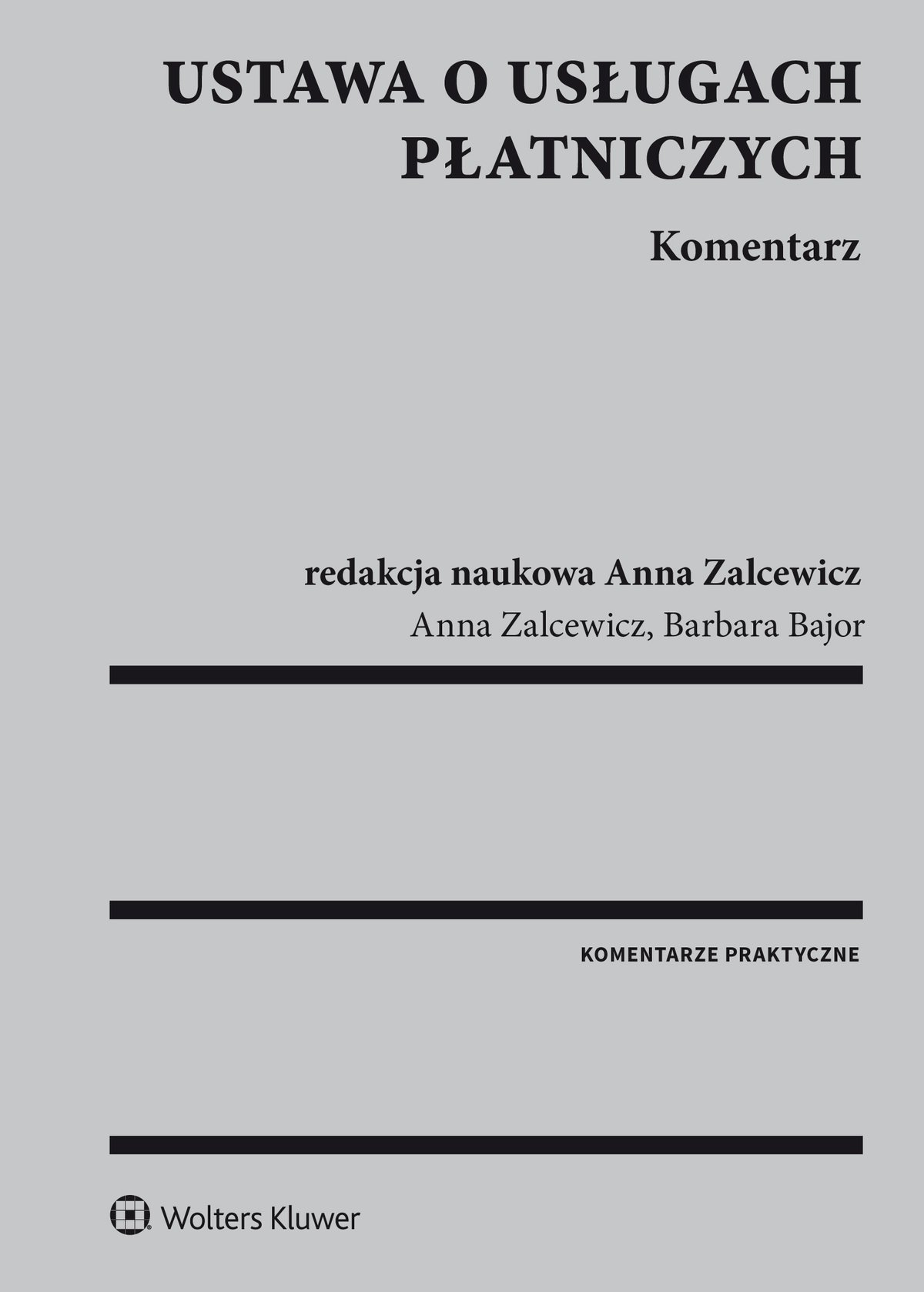 Ustawa o usługach płatniczych. Komentarz - Ebook (Książka PDF) do pobrania w formacie PDF