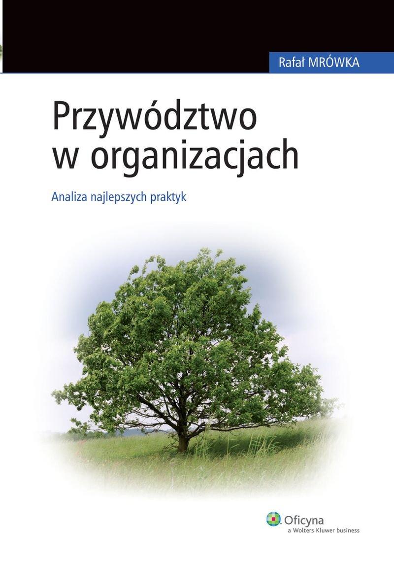 Przywództwo w organizacjach. Analiza najlepszych praktyk - Ebook (Książka PDF) do pobrania w formacie PDF