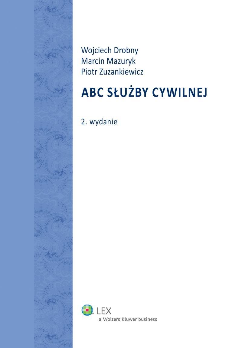 ABC służby cywilnej - Ebook (Książka PDF) do pobrania w formacie PDF