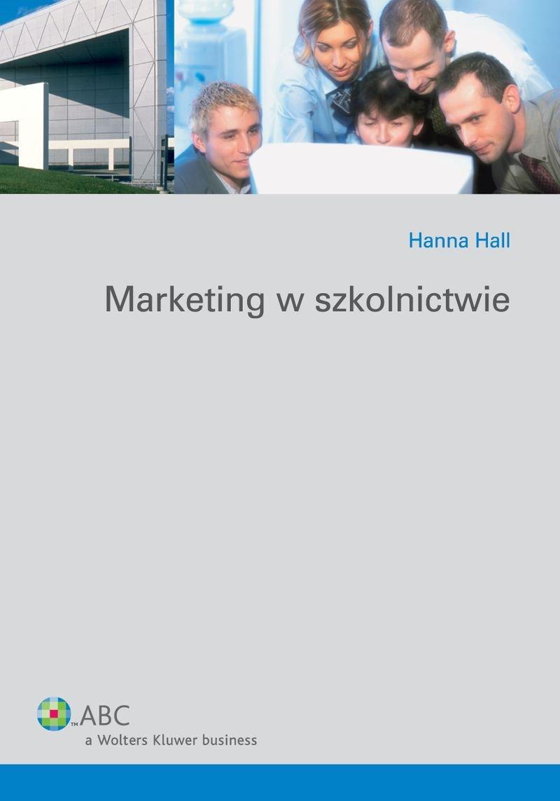 Marketing w szkolnictwie - Ebook (Książka PDF) do pobrania w formacie PDF