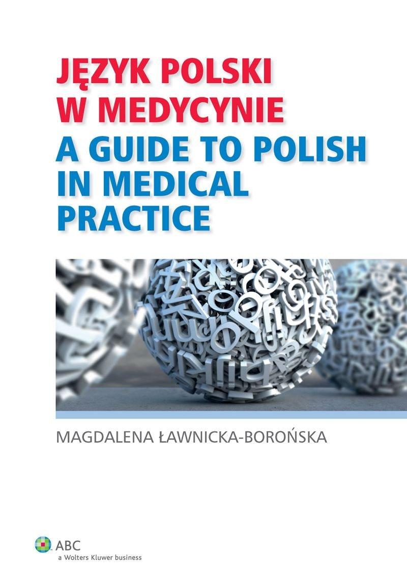 Język polski w medycynie - Ebook (Książka PDF) do pobrania w formacie PDF
