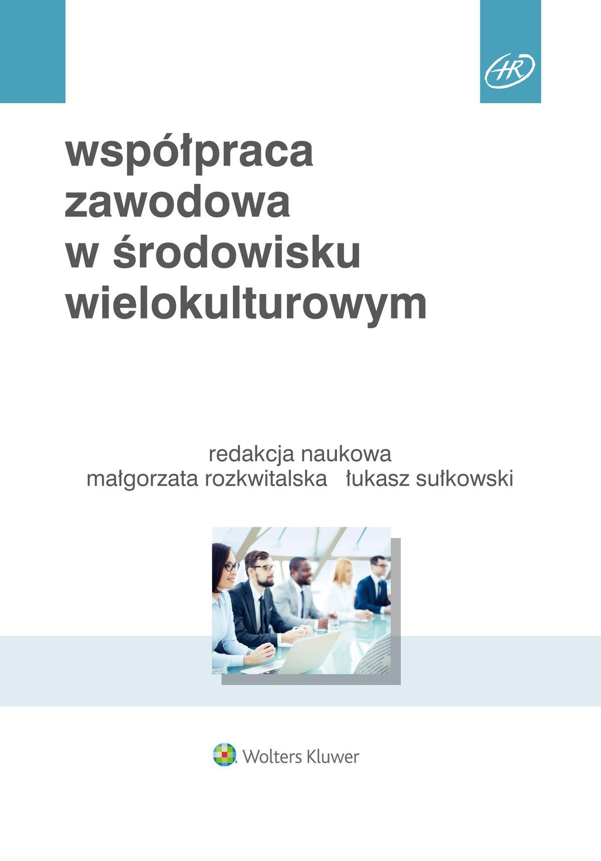 Współpraca zawodowa w środowisku wielokulturowym - Ebook (Książka PDF) do pobrania w formacie PDF