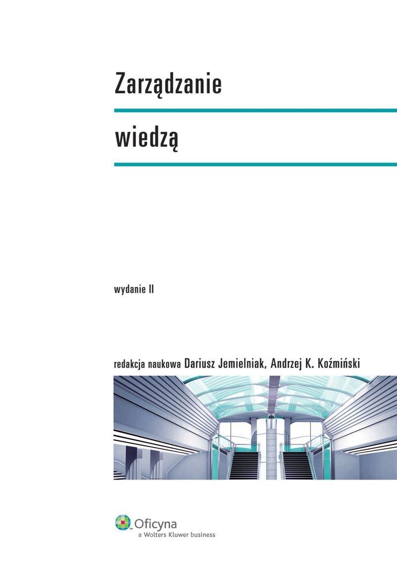 Zarządzanie wiedzą - Ebook (Książka PDF) do pobrania w formacie PDF