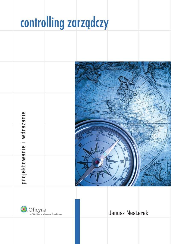 Controlling zarządczy - Ebook (Książka PDF) do pobrania w formacie PDF