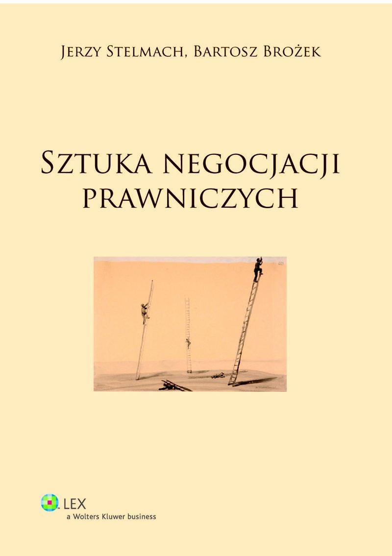 Sztuka negocjacji prawniczych - Ebook (Książka PDF) do pobrania w formacie PDF