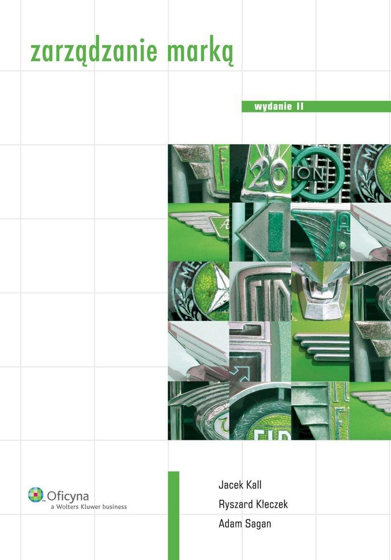 Zarządzanie marką - Ebook (Książka PDF) do pobrania w formacie PDF