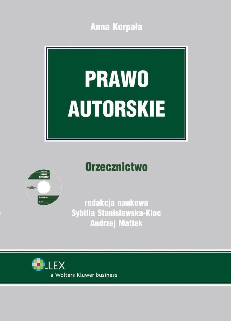 Prawo autorskie. Orzecznictwo - Ebook (Książka PDF) do pobrania w formacie PDF