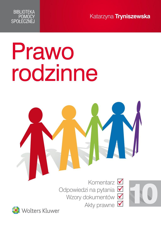 Prawo rodzinne - Ebook (Książka PDF) do pobrania w formacie PDF
