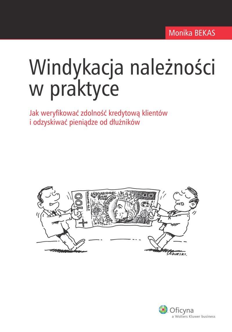 Windykacja należności w praktyce - Ebook (Książka PDF) do pobrania w formacie PDF