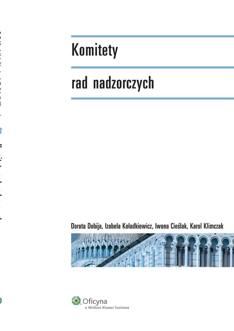 Komitety rad nadzorczych - Ebook (Książka PDF) do pobrania w formacie PDF