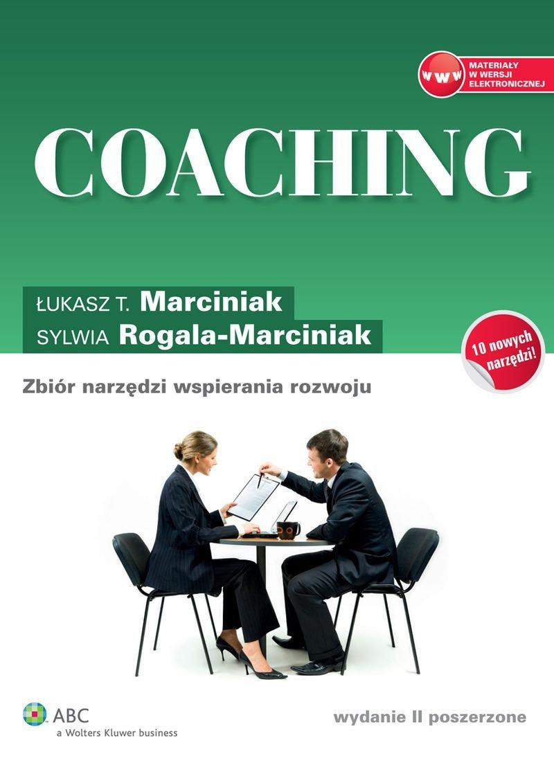 Coaching. Zbiór narzędzi wspierania rozwoju - Ebook (Książka PDF) do pobrania w formacie PDF