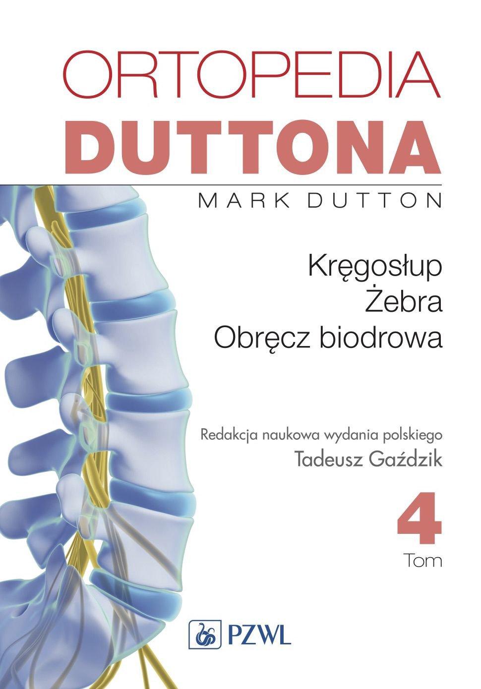 Ortopedia Duttona. Tom 4 - Ebook (Książka EPUB) do pobrania w formacie EPUB