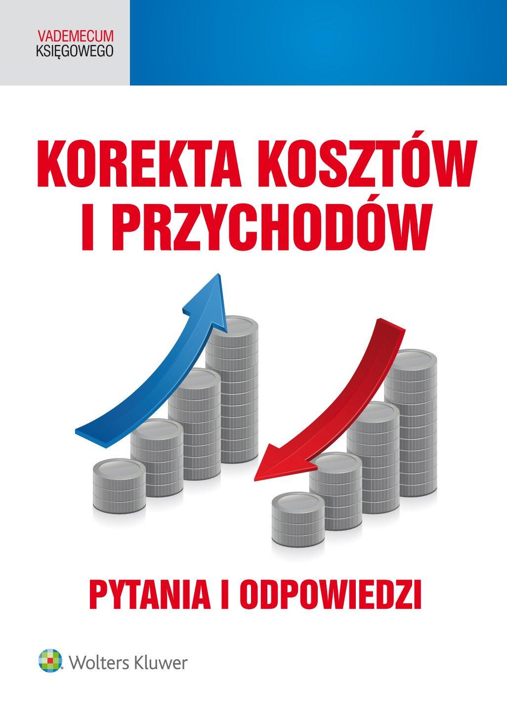 Korekta kosztów i przychodów. Pytania i odpowiedzi - Ebook (Książka PDF) do pobrania w formacie PDF