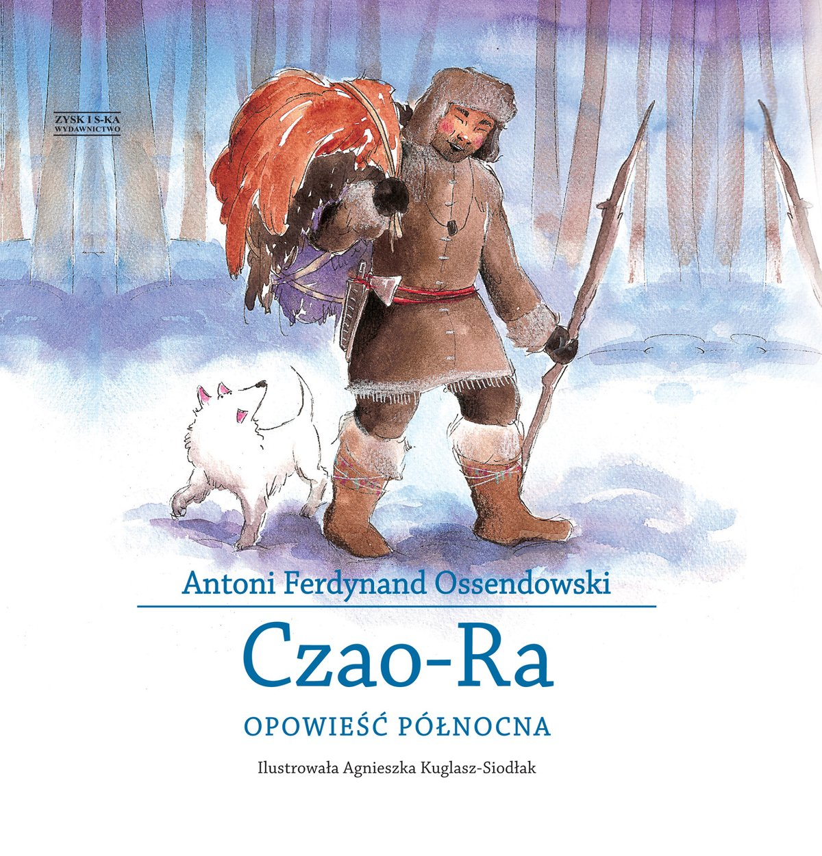 Czao-Ra. Opowieść północna - Ebook (Książka EPUB) do pobrania w formacie EPUB