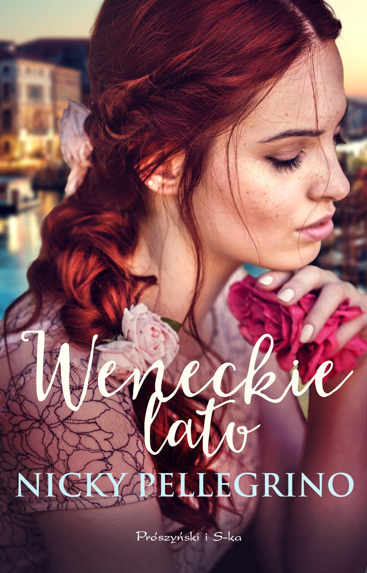 Weneckie lato - Ebook (Książka na Kindle) do pobrania w formacie MOBI